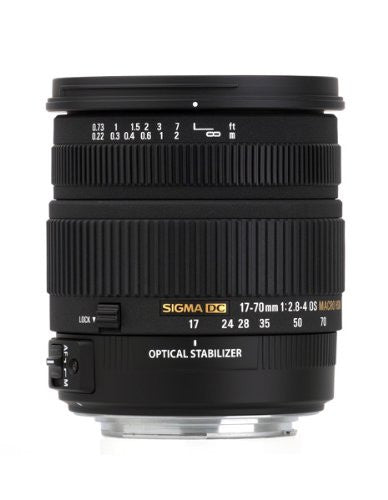 17-70mm F2.8-4 CONTEMPORARY DC Macro OS HSM (NA Mount)