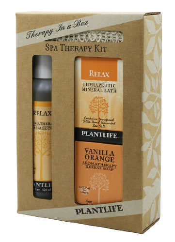 Therapy Spa Kit-Relax