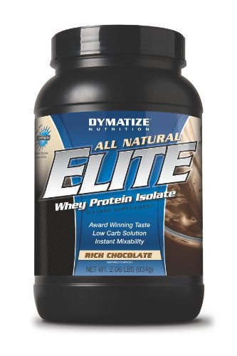 Dymatize Nutrition Elite Natural Protein