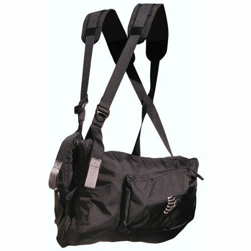 RIBZ PACK MEDIUM STEALTH BLACK