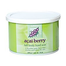 Hard Wax, Acai Berry Hard Wax, 14 oz