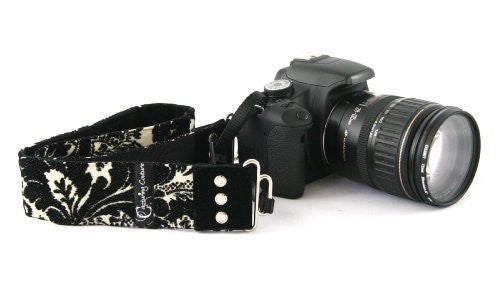 TAPESTRY COLLECTION - DSLR CAMERA STRAPS - SOFIA BLACK 2""