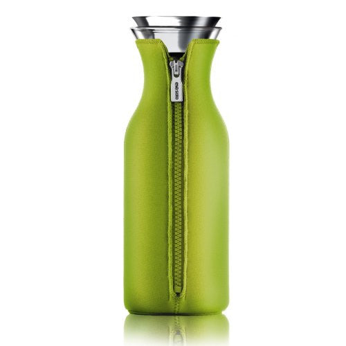 Fridge Carafe with Neoprene Cover, Lime - 1.4L