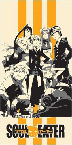 Soul Eater Group Towel