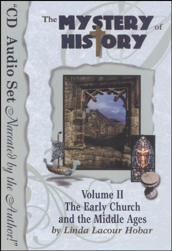 Mystery of History Volume 2 Audio CD