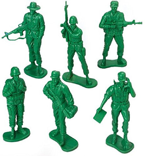 LARGE SOLDIERS - 12pcs