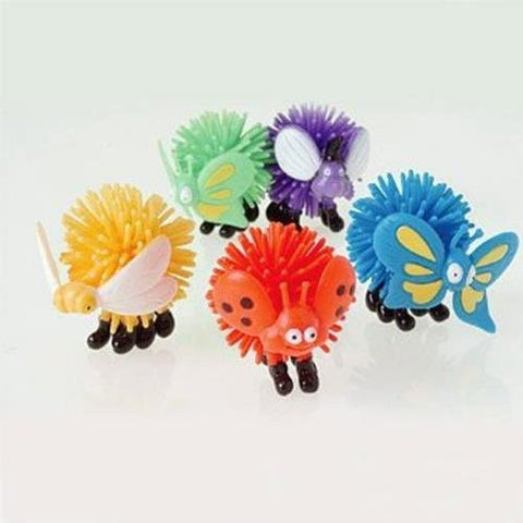 WOOLY INSECTS - 12pcs