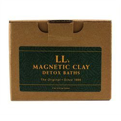 Smoker/Drug Detox Clay Bath Kit 5lb clay by Ancient Minerals