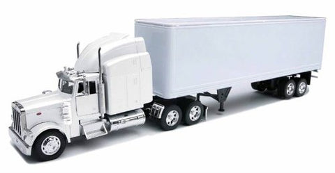 1/32 Peterbilt Model 379 with Dry Van Trailer (Blank)