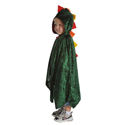 "Dragon Cloak (One size - ages 3-8, 30"")"
