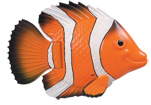 Rainbow Reef Mini Fish - Orange/White