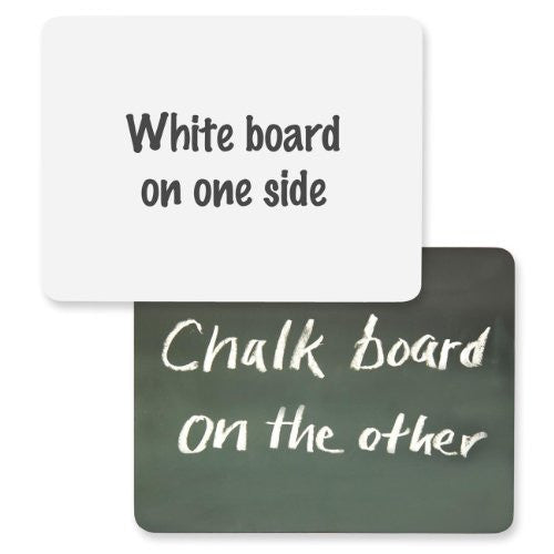 "Combo Board - 9"" x 12"" - 2 Sided"