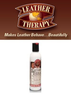LEATHER THERAPY RESTORER. 8 ounce