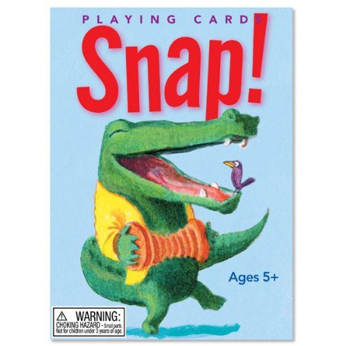 Snap Playing Cards New