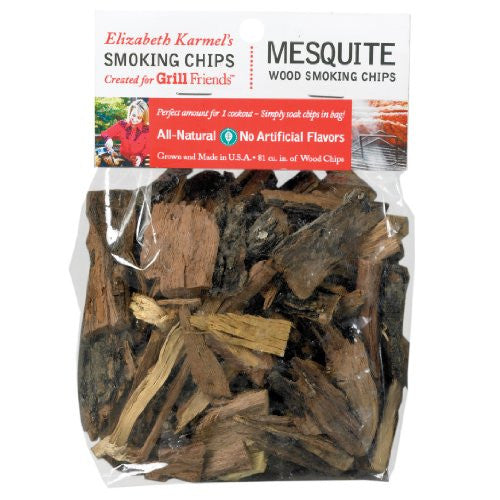 MESQUITE WOOD CHIPS (2CUPS)