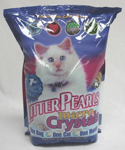 LITTER PEARLS MICRO. 3.5 Pounds