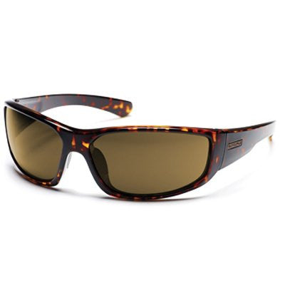 Pursuit Tortoise with Brown Polarized Polycarbonate Lens