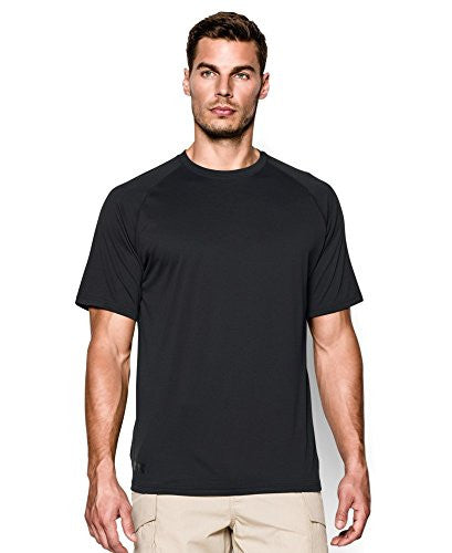 Tactical Tech S/S T-Shirt - Black, 2X-Large