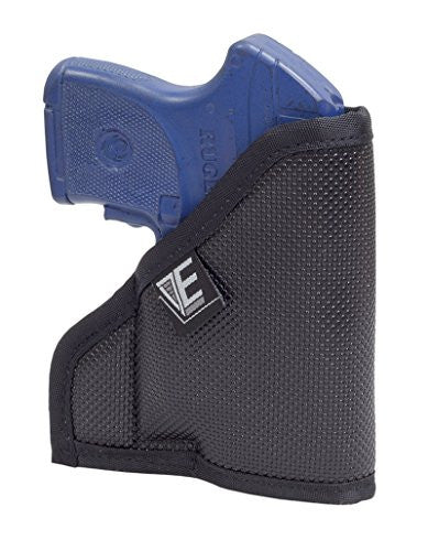 Pocket Holster for Ruger LCP and similar with Crimson Trace Laser