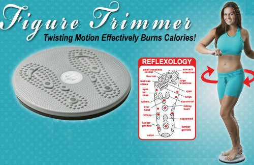 Figure Trimmer Magnetic Wave Disc