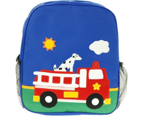 Regular Backpack - Fire Truck