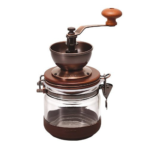 "Ceramic Coffee Mill Canister ""C"""