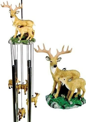 Windchime Deer 20""