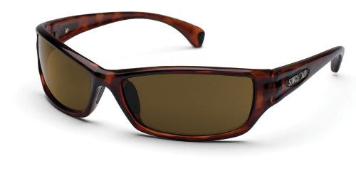 Hook Havana with Brown Polarized Polycarbonate Lens