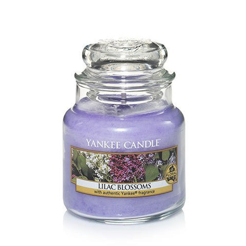 Yankee Candle Lilac Blossom Small Jar