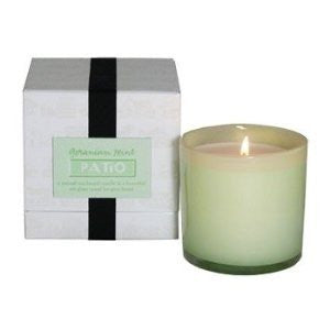 Geranium Mint Candle - Patio - 16 oz.