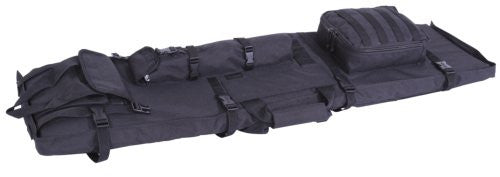 VOODOO PREMIUM DELUXE SHOOTER'S MAT (Color: Black)