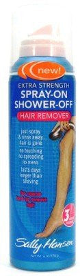 Extra Strength Spray-On Shower-Off Hair Remover
