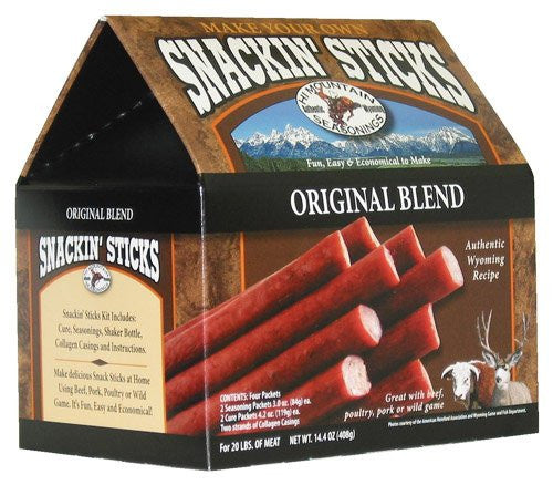 ORIGINAL SNACKIN STICK KIT