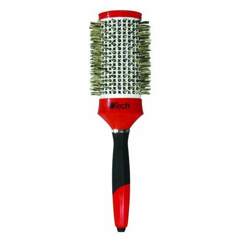 iTech Magnetic Thermal & Tourmaline Boar Bristle Brush, 3-1/4""