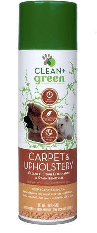 CLEAN & GREEN Stain & Odor Carpet Dog/Cat 14 OZ