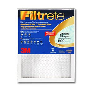 Ultimate Allergen Reduction Filter 12 in x 24 in x 1 in