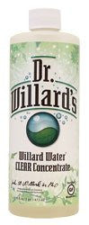 Willard Water CLEAR Concentrate - 16 OZ