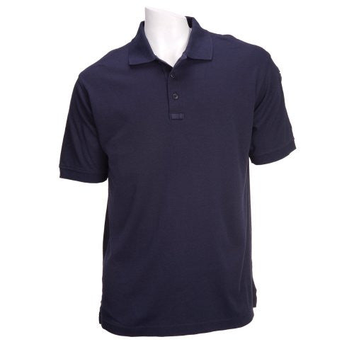 Tac Polo SS - Dark Navy, Large