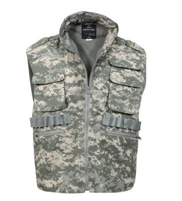 A.C.U. Digital Ranger Vest - Medium