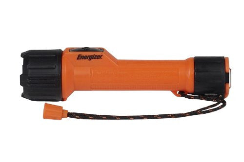 Energizer 1-LED Handheld Intrinsically Safe Flashlight, Orange