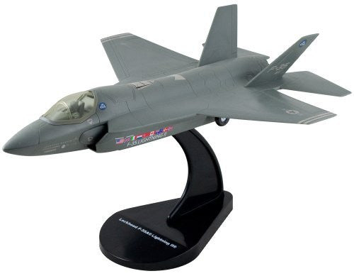 Lockheed F-35A Lightning II Diecast Model Kit (1:44)