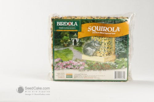 Birdola Squirola Cake, 2.5 lbs., Pack of 8