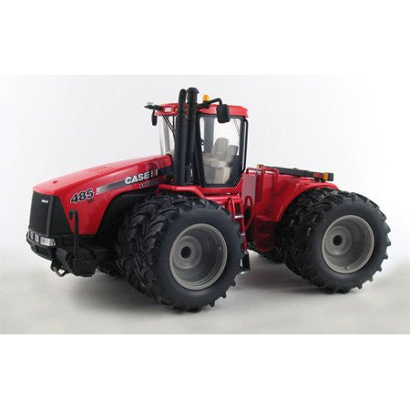 First Gear - Case IH - Steiger 485HD Tractor (1/50 scale diecast model car, Red)