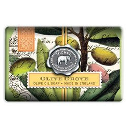 Olive Grove, Bath Soap Bar