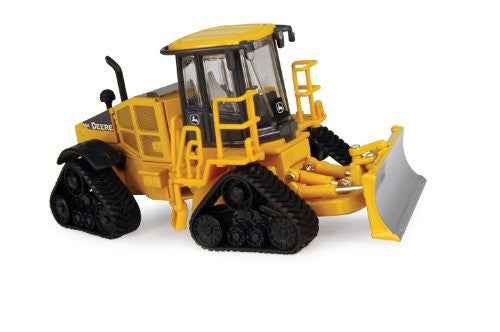 Tomy ERTL Prestige John Deere - 764 High Speed Dozer Farm Tractor (1/50 scale diecast model car, Yellow)
