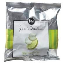 JM Foods Key Lime Tea Cookies 1.5 OZ