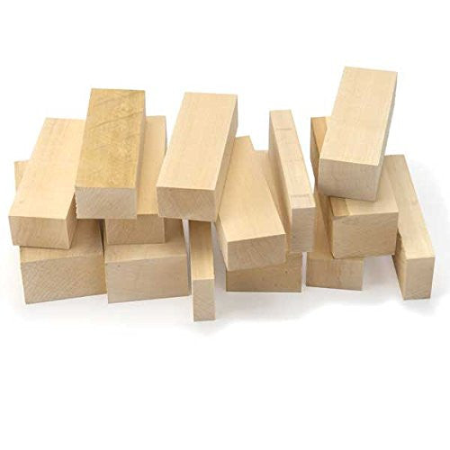 Basswood Sheet 1/4 X 3 X 24 - 10 pcs