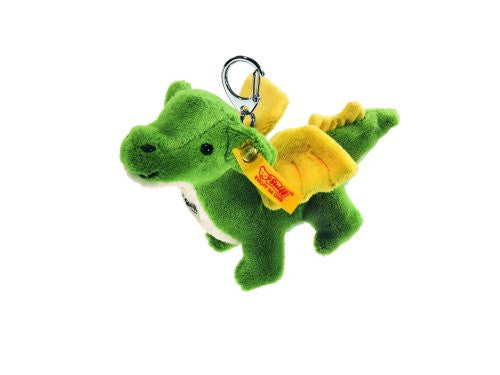 Keyring Dragon, Green, 4.7""