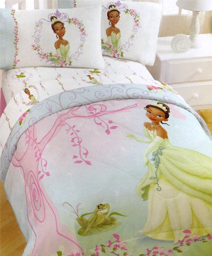 Disney Princess and the Frog Comforter Full Size