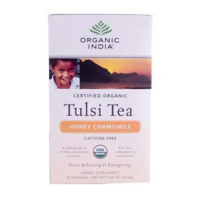 Honey Chamomile  - Tulsi Teas - Bags - 18ct